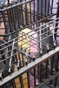 По мотивам АС. Лестница